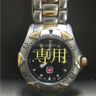 スイスミリタリー(SWISS MILITARY)の◉SWISS MILITARY◉ スイスミリタリー 腕時計 6-541(腕時計(アナログ))