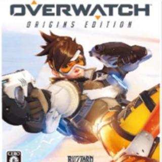 プレイステーション(PlayStation)のps4  オーバーウォッチ(家庭用ゲームソフト)