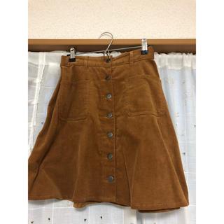 ティップトップ(tip top)の台形スカート(ミニスカート)