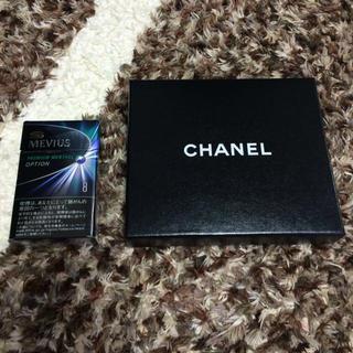 シャネル(CHANEL)のシャネル空箱(財布)