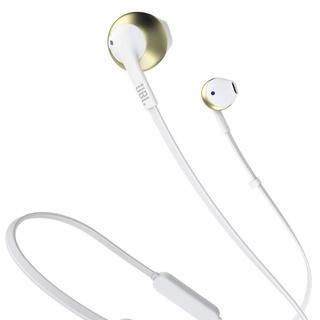 ジェイビーエス(JBS)のJBL TUNE205BT Bluetoothイヤホン (ヘッドフォン/イヤフォン)