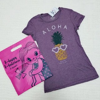ハレイワ(HALEIWA)のHappy Haleiwa(ハッピーハレイワ)◇Tシャツ/ハワイお土産(Tシャツ(半袖/袖なし))