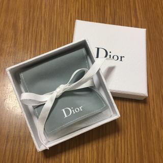 ディオール(Dior)のdior 正規店購入 ラッピング済 購入証明あり 新品未使用 ピアス トライバル(ピアス(両耳用))