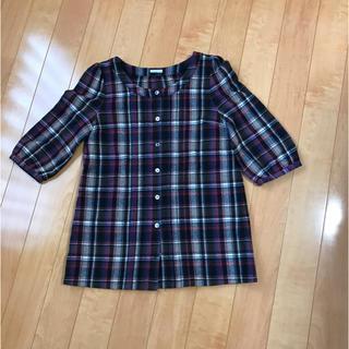 ドゥファミリー(DO!FAMILY)のドゥファミリーウールシャツ(シャツ/ブラウス(長袖/七分))