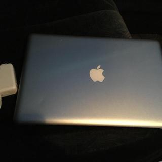 マック(Mac (Apple))のMacBook Pro Late 2011 15インチ i7/4GB/500GB(ノートPC)