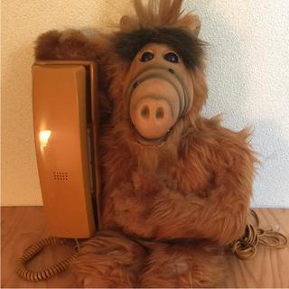 アルフ 電話機  ٩( ᐛ )وコレクション 大放出 ❣️
