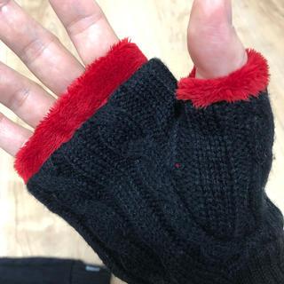 ステューシー(STUSSY)のSTUSSY ステューシー グローブ 手袋 指無し(手袋)