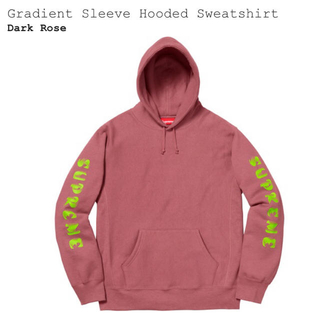 シュプリーム(Supreme)のSupreme Hooded Sweatshirt(パーカー)