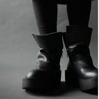 アンティカ(antiqua)のantiqua ☆ アンティカ  本革!ブーツ S(ブーツ)