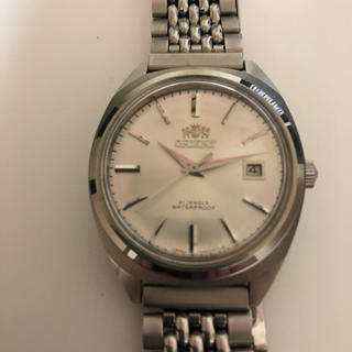 オリエント(ORIENT)のオリエント 手巻き ビンテージ(腕時計(アナログ))