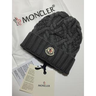 モンクレール(MONCLER)のモンクレール☆☆ニット帽☆☆(ニット帽/ビーニー)