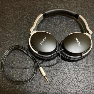 デノン(DENON)のDENON ヘッドホン オーバーイヤー AH-D1100(ヘッドフォン/イヤフォン)