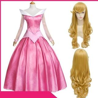 ディズニー(Disney)のオーロラ姫コスチューム(衣装一式)