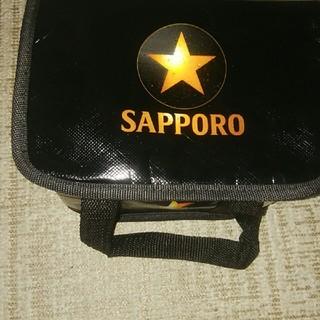 サッポロ(サッポロ)のビール保冷バックです。(ビール)