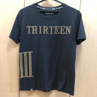 サーティンジャパン(THIRTEEN JAPAN)のTHIRTEENJAPAN tシャツサーティーンジャパン(Tシャツ/カットソー(半袖/袖なし))