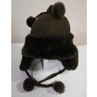 ロシア帽子 ポーランド帽子 ぼんぼり付き(帽子)