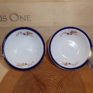 コウランシャ(香蘭社)の香蘭社 中鉢揃 取り皿 5P 直径14.6㎝ 深さ2.5㎝(食器)