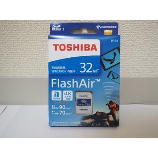 トウシバ(東芝)の東芝 FlashAir 32G(デジタル一眼)