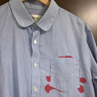 エーエフエフエー(AFFA)のAFFAストライプシャツ(シャツ)