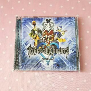 スクウェアエニックス(SQUARE ENIX)のキングダムハーツ サントラ サウンド・トラック ディズニー PS2 ゲーム音楽(ゲーム音楽)