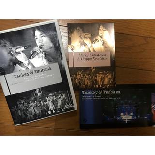 タッキーアンドツバサ(タッキー&翼)の DVD タッキー&翼/「Hatachi」(アイドルグッズ)