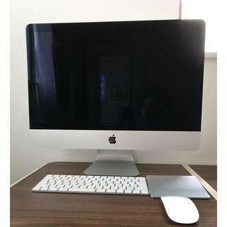 マック(Mac (Apple))のiMac21.5 late2015(デスクトップ型PC)