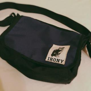 アイロニー(IRONY)のIRONY 猫ちゃん ショルダー(ボディバッグ/ウエストポーチ)