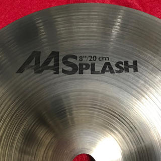 "Sabian AA Splash 8""(シンバル)"