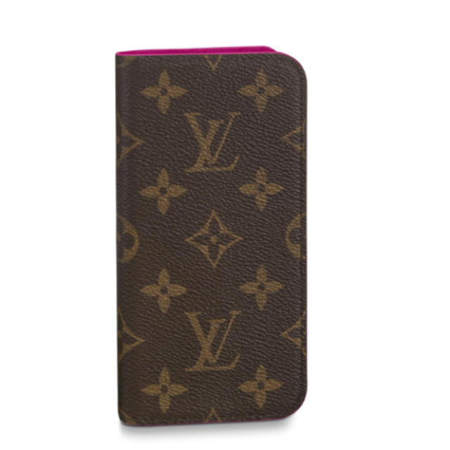 LOUIS VUITTON - ルイヴィトン  IPHONE X & XS・フォリオの通販 by Nk|ルイヴィトンならラクマ