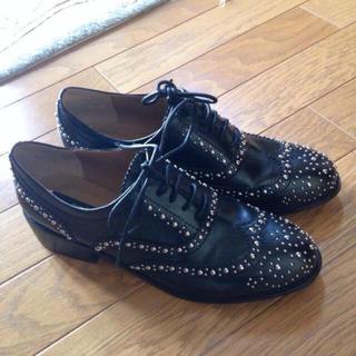 チャーチ(Church's)のスタッズオックスフォード(ローファー/革靴)