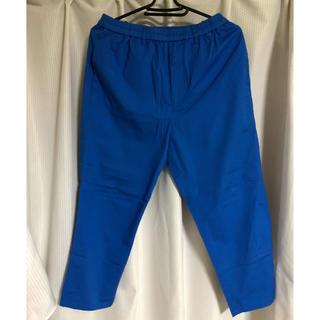ジーユー(GU)の青色メンズパンツ(その他)