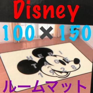 再値下♡即購入OK Disney ♡ キャラ mickey ♡ ルームマット