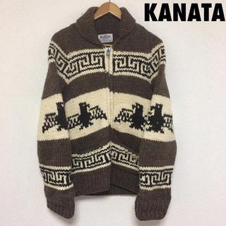 カナタ(KANATA)の3809 KANATA カナタ カウチン セーター ニット(ニット/セーター)