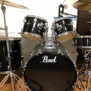 パール(pearl)のpearl ドラムセット(セット)