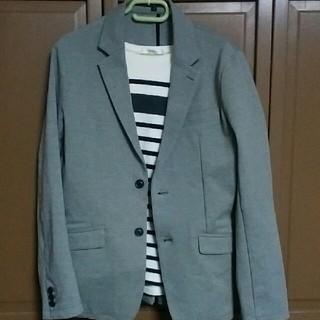 ノーアイディー(NO ID.)のジャケット(黄色いシミあり)+セット(テーラードジャケット)