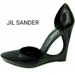 ジルサンダー(Jil Sander)のジルサンダー JIL SANDER パンプス(ハイヒール/パンプス)