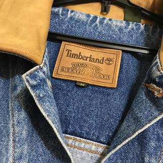 ティンバーランド(Timberland)のtimberland  revis Gジャン デニム オーバーサイズ(Gジャン/デニムジャケット)