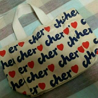 シェル(Cher)のcher ミニバッグ(エコバッグ)
