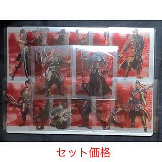 コーエーテクモゲームス(Koei Tecmo Games)の三国無双 8 クリアカード(家庭用ゲームソフト)