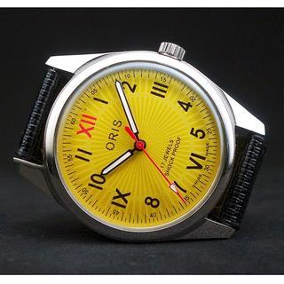 オリス(ORIS)の【OH済】ORIS オリス ヴィンテージ 手巻き時計  2018.10 OH済(腕時計(アナログ))