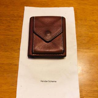 エンダースキーマ(Hender Scheme)のエンダースキーマ 三つ折り財布(折り財布)