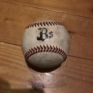 オリックスバファローズ(オリックス・バファローズ)のオリックスバファローズ ボール 球(記念品/関連グッズ)