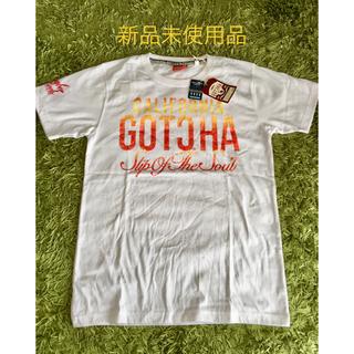 ガッチャ(GOTCHA)のメンズGOTCHA Tシャツ sサイズ 新品未使用品(Tシャツ/カットソー(半袖/袖なし))