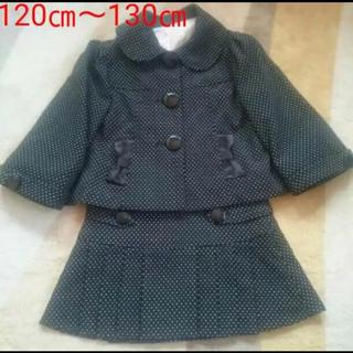 イングファースト(INGNI First)のイングファースト 子供スーツ 女の子 120〜130(ドレス/フォーマル)