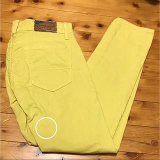 デニムアンドサプライラルフローレン(Denim & Supply Ralph Lauren)のdenim&supply パンツ デニム イエロー 黄色(デニム/ジーンズ)