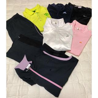 アディダス(adidas)のスポーツウェア 10着まとめ売り(ウェア)