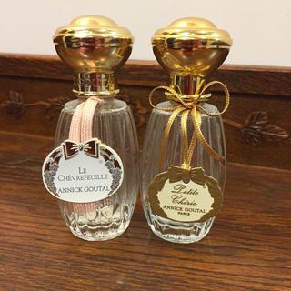 アニックグタール(Annick Goutal)のアニックグタール 香水 空瓶(香水(女性用))