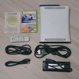 エックスボックス360(Xbox360)のコントローラー無し xbox360バリューパック&アサシンクリード1,2ソフト(家庭用ゲーム本体)
