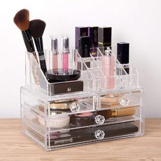 化粧品収納ボックス メイクボックス(ドレッサー/鏡台)