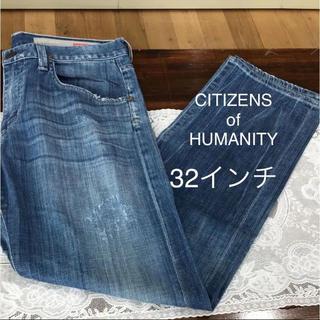 シティズンスオブヒューマニティ(Citizens of Humanity)の未使用 MENS デニム ジーパン ジーンズ(デニム/ジーンズ)